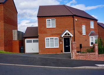 Thumbnail 3 bed detached house for sale in Ley Hill Farm Road, Northfield, Birmingham
