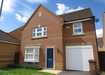 Thumbnail 4 bed detached house for sale in Centurion Way, Wootton, Northampton