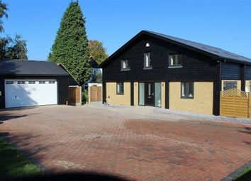 Thumbnail 5 bed barn conversion for sale in Meresborough Lane, Hartlip, Kent