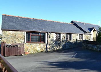 Thumbnail 4 bed detached house for sale in Nebo, Llanon, Ceredigion