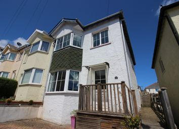 3 bed end terrace house for sale in Dower Road, Torquay TQ1