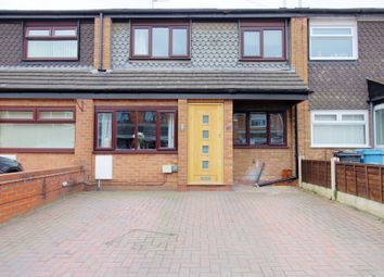 Dover Road, Latchford, Warrington WA4. 3 bed terraced house for sale