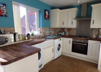 Thumbnail 2 bedroom terraced house for sale in Dyson Close, Bentley, Walsall