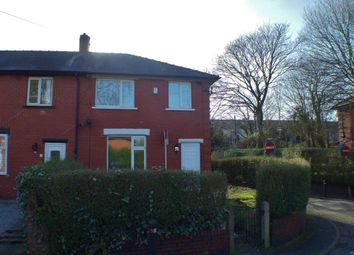 Thumbnail 3 bedroom semi-detached house to rent in Dudley Avenue, Whitefield, Manchester