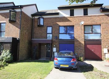 Thumbnail 3 bedroom town house to rent in Rosewood Lane, Shoeburyness, Essex