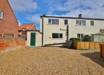 Thumbnail 3 bed end terrace house for sale in Sutton Terrace, Stalham, Norwich