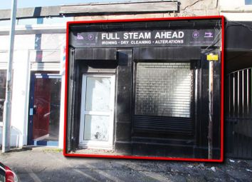 Thumbnail Commercial property for sale in 6, Macdowall Street, Johnstone PA58Ql