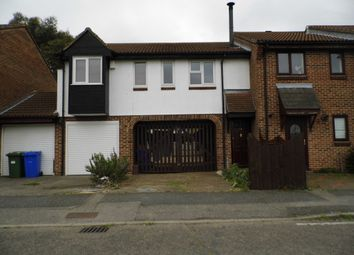 Thumbnail 1 bed flat to rent in Portsea Road, Tilbury