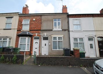 Thumbnail 2 bed terraced house to rent in Florence Road, West Bromwich, West Midlands