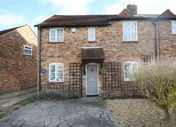 Thumbnail 3 bedroom semi-detached house for sale in Weybourne Road, Farnham, Surrey