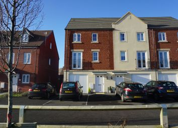 Thumbnail 3 bed town house for sale in Heol James Gravell, Llanelli