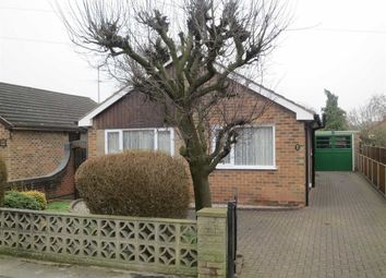 Thumbnail 2 bedroom detached bungalow for sale in Meadow Road, Beeston, Nottingham