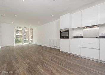 Thumbnail 1 bed flat to rent in Compton House, Woolwich, London