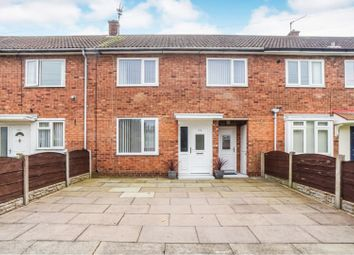 Thumbnail 3 bed terraced house for sale in Rushton Drive, Bramhall, Stockport
