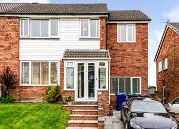 Thumbnail 4 bed detached house for sale in Ambergate, Skelmersdale