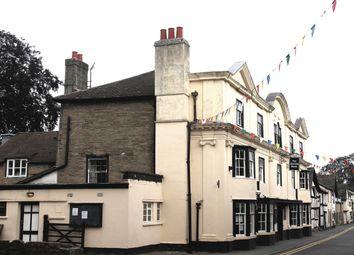 Thumbnail Pub/bar for sale in Kington, Herefordshire