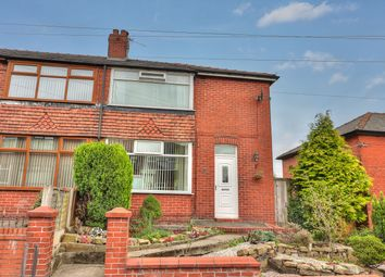 Thumbnail 3 bed end terrace house for sale in Martin Avenue, Oldham