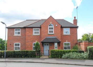 Thumbnail 5 bed detached house for sale in Charingworth Drive, Hatton Park, Warwick