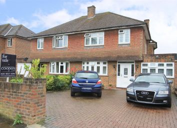 Raisins Hill, Pinner HA5. 4 bed semi-detached house