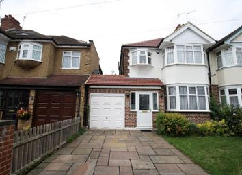 Thumbnail 3 bed semi-detached house for sale in Lulworth Drive, Pinner
