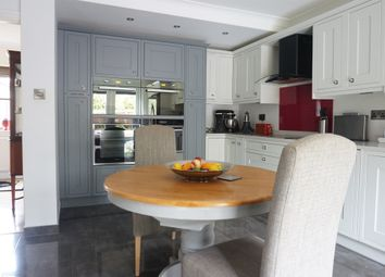 Thumbnail 4 bed detached house for sale in Lyndale Park, Orton Wistow, Peterborough