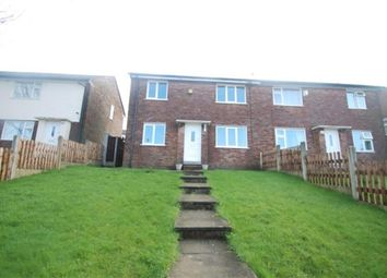 Thumbnail 3 bed semi-detached house for sale in Windermere Road, Stalybridge, Cheshire