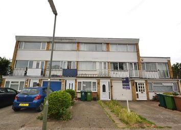 Thumbnail 3 bed terraced house for sale in Atherton Close, Stanwell, Staines