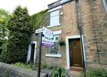 Thumbnail 3 bedroom terraced house for sale in Shaw Lane, Glossop