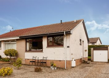 Thumbnail 2 bed semi-detached bungalow for sale in Huntingtower Crescent, Perth