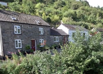 Thumbnail 3 bed detached house for sale in The Crossing, Llanelly Hill, Abergavenny