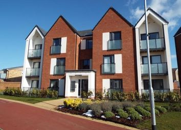 Thumbnail 2 bed flat for sale in Vespasian Road, Fairfields, Milton Keynes, Bucks