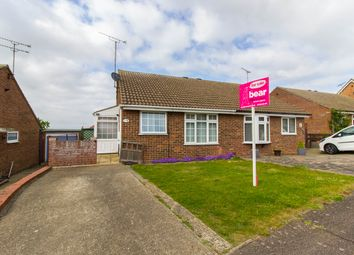 Thumbnail 2 bed semi-detached bungalow for sale in Headcorn Close, Basildon