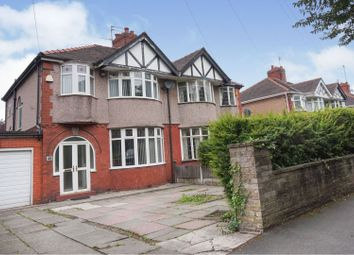 Thumbnail 3 bed semi-detached house for sale in Archway Road, Liverpool