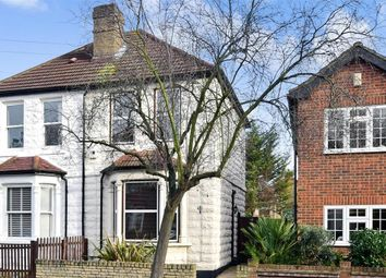 Thumbnail 2 bed semi-detached house for sale in Longfield Avenue, Hornchurch, Essex