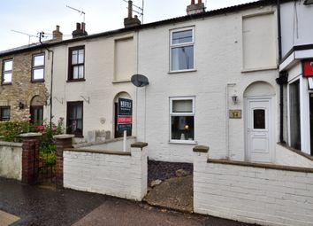 Thumbnail 3 bed terraced house for sale in Railway Road, Downham Market