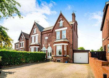 Thumbnail 4 bed semi-detached house for sale in Tickhill Road, Doncaster