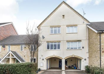 Thumbnail 3 bed town house for sale in Oakey Drive, Wokingham, Berkshire
