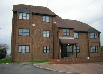 Thumbnail 1 bedroom flat to rent in Raleigh Close, Cippenham