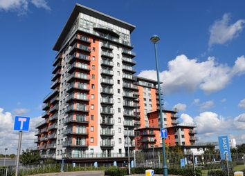 Thumbnail 2 bed flat to rent in Jigger Mast House, Mast Quay, Woolwich, London