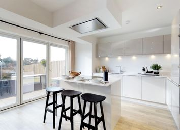 Thumbnail 4 bedroom end terrace house for sale in Sycamore Gardens, Ewell