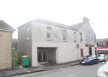 Thumbnail 1 bed flat for sale in 6, Young Street, Wishaw ML28Hj