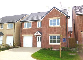 Thumbnail 5 bed detached house for sale in Off Slazgitter Drive, Swindon