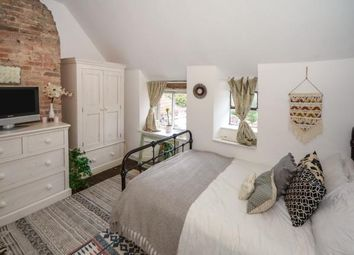 Thumbnail 3 bed semi-detached house for sale in Stores Cottage, School Lane, Washingborough, Lincoln