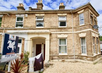 Thumbnail 2 bedroom flat for sale in St Clements Road, Bournemouth