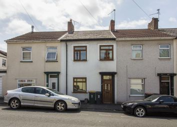 Thumbnail 2 bed terraced house for sale in Crown Street, Newport