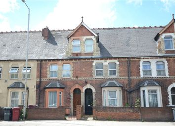 Thumbnail 4 bedroom terraced house for sale in Caversham Road, Reading, Berkshire