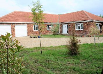 Thumbnail 4 bed bungalow for sale in Main Road, Keal Cotes, Spilsby