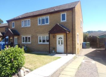 Thumbnail Semi-detached house for sale in Wreigh Burn Fields, Thropton, Morpeth