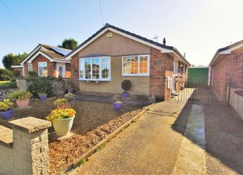 Thumbnail 2 bed detached bungalow for sale in Ridgeway, Clowne, Chesterfield