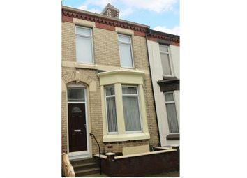 Thumbnail 3 bed terraced house for sale in Castlewood Road, Liverpool, Merseyside